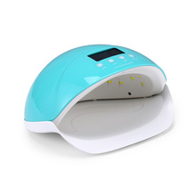 Fast Dryer 50W LED Nail Lamp 28 Leds LCD display Nail Dryer UV Lamp Manicure Timer(30s 60s 90s)Curing Nail Art Gel Polish Tools 15s 30s 60s 90s 30w ccfl