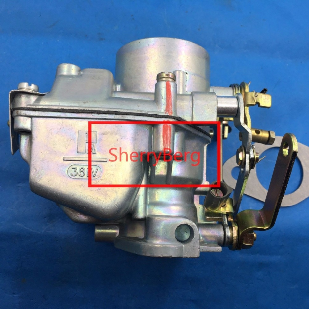 Carb Copy Zenith 36IV Carburetor 2 1/4 2.25 Petrol for Land Rover Series 2,2a 3