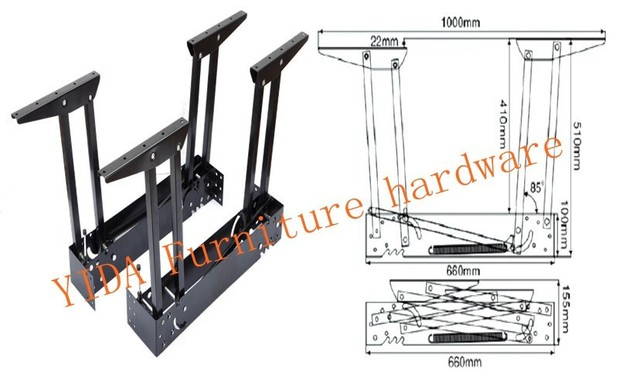 Ordinaire Furniture Hardware . Lift Top Mechanism For Coffee Table.Multi Function  Table Accessories