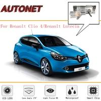 AUTONET Rear View camera For Renault Clio 4 For Renault Lutecia 2012~2018/CCD/Reverse Camera/Backup Camera/license plate camera