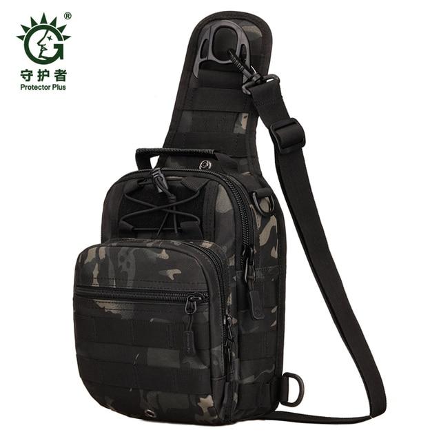 Тактика нагрудная сумка поход оборудование для кемпинга на открытом воздухе нейлоновая болотная нагрудная сумка через плечо Мужская Унисекс