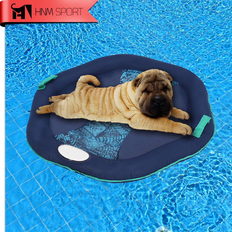 ФОТО 38 Inch Giant Inflatable Floatation Dog Paddle Paws Pool Toy Float Inflatable Seat-On Pool Swim Ring for Water Holiday Fun Party