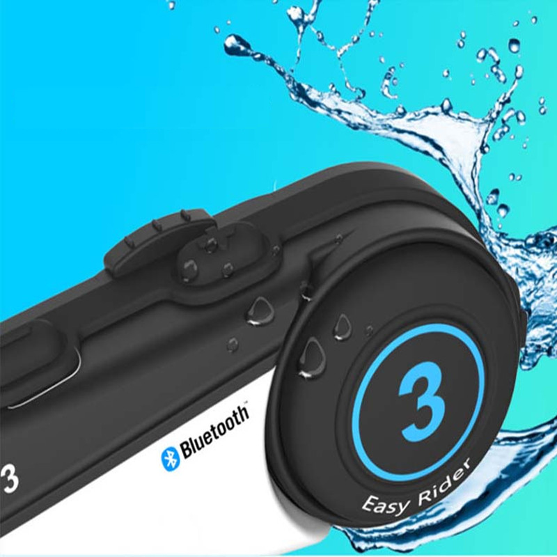 Wireless Multi-functional BT Way Intercom Bluetooth Motorcycle Helmet Interphone Intercom Headset Riders V3 Helmet Headsets 2pcs bt s2 intercom 1000m motorcycle helmet bluetooth wireless waterproof headset intercom earphone 2 riders interphone fm radio