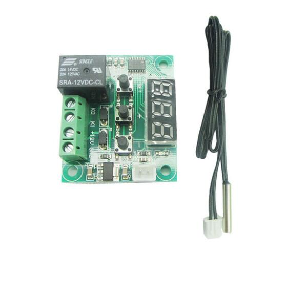 10A relay Temperature Controller 48*40mm Digital Replacement Accessories