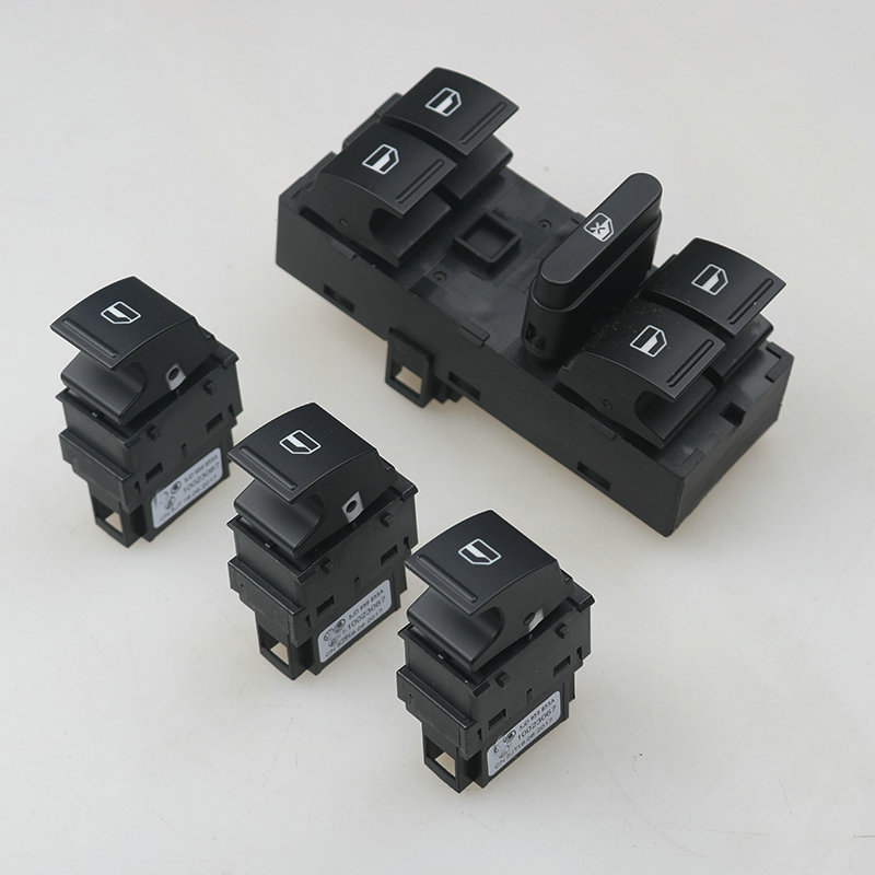 Apply to 2011-2015 year Skd Fabia Electric door and window switch Glass elevator switch 5JD 959 855 A