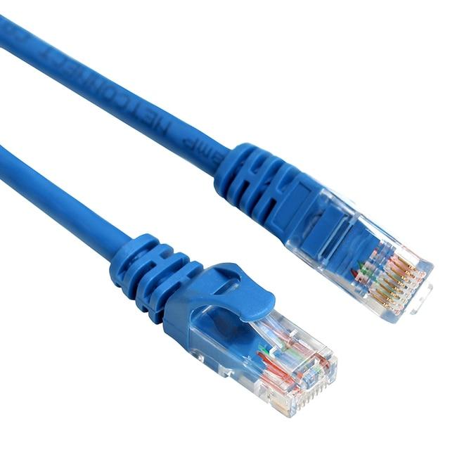 ความเร็วสูงแมว6E 8pinเต็มทองแดงสายเคเบิลเครือข่ายอีเธอร์เน็ตRJ45 LAN P Atch C ORD 1/1.5/2/3/5/10/15/20เมตรสำหรับเครื่องคอมพิวเตอร์แล็ปท็อปเราเตอร์