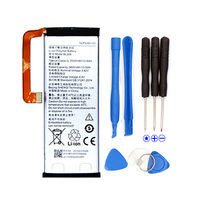 High Quality For Lenovo ZUK Z2 3500mAh Battery Compatible For ZUK Z2 BL268 Mobile Phone Batteries
