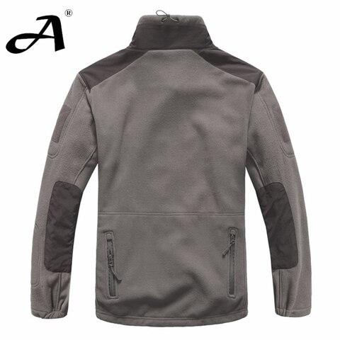 mens clothing autumn winter fleece army jacket softshell clothing for men softshell military style jackets Karachi
