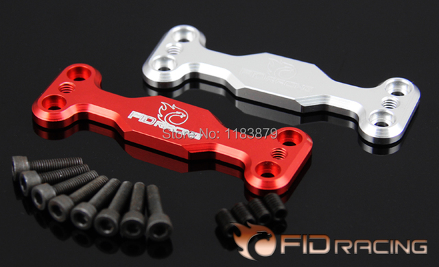 Fid Rear Hydraulic Transmission Box Integral Anti roll bar fixed seat FOR LOSI 5IVE-T Free Shipping (Include screw)
