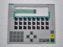 6AV3617-IJC20-0AX1 (OP17DP) Membrane Keypad for HMI Panel repair~do it yourself,New & Have in stock