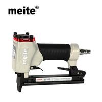 Meite 8016B High Quality Pneumatic stapler nailer gun u type stapler air tools for make sofa/ furniture Sep.3rd Update Tool