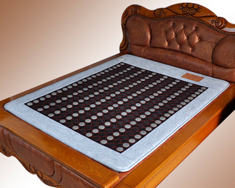 2016 New Far Infrared Thermal Jade Mattress Heated Mat As Seen On Tv Free Shipping Drop