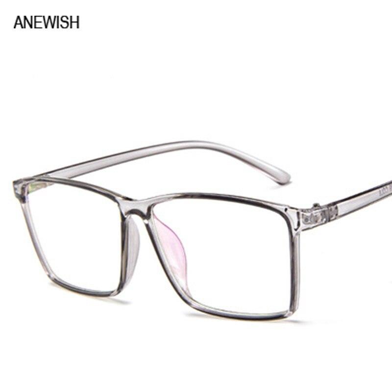 Gafas de moda marcos ultra-ligero retro gafas marco hombres y ...
