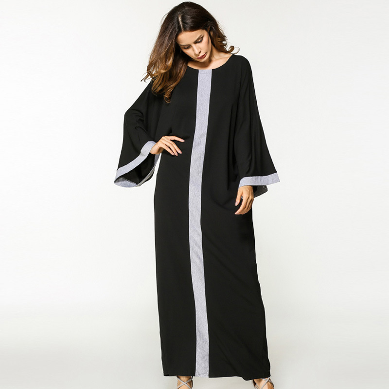 dbe665214a625 Top The world's Cheapest Products ♛ black long abaya dress in Car Home