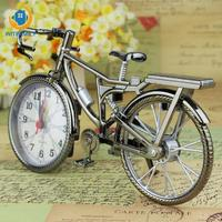 Bicycle Wall   Clock   Stylish Living Room Furnishings Student Gift Home Decoration Accessories Modern   Clocks   Wall Watch Retro