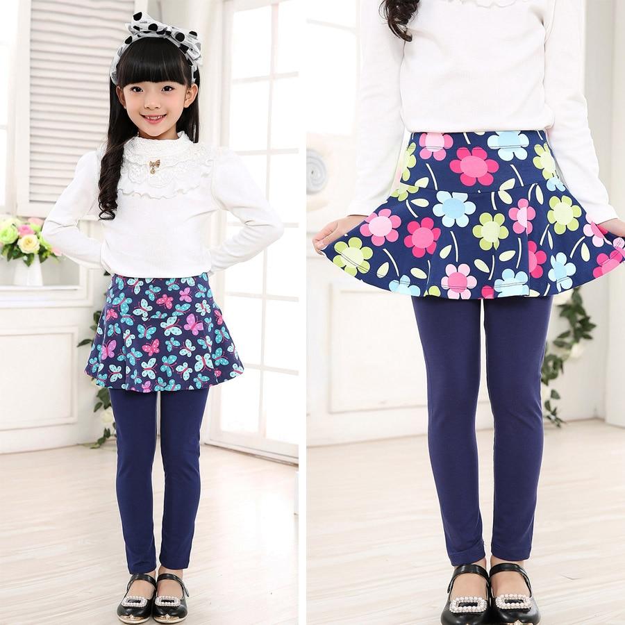 2016-new-Arrival-Spring-Autumn-girls-leggings-Girls-Skirt-pants-Cake-skirt-girl-baby-pants-kids-leggings-3-11Y-SCA2307-1