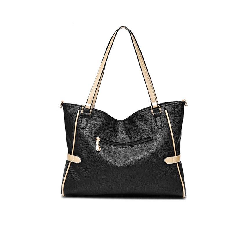 ženske usnjene torbice ženski plima kul stil modne torbice - Torbice - Fotografija 3