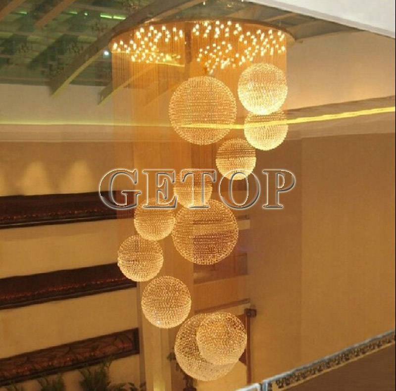 Z Modern LED Clear K9 Crystal Large Chandelier For Double Staircase And Hotel Engineering Light Villa livingroom Hanging Lamp icaa the institute of chartered accountants in australia financial reporting handbook 2010