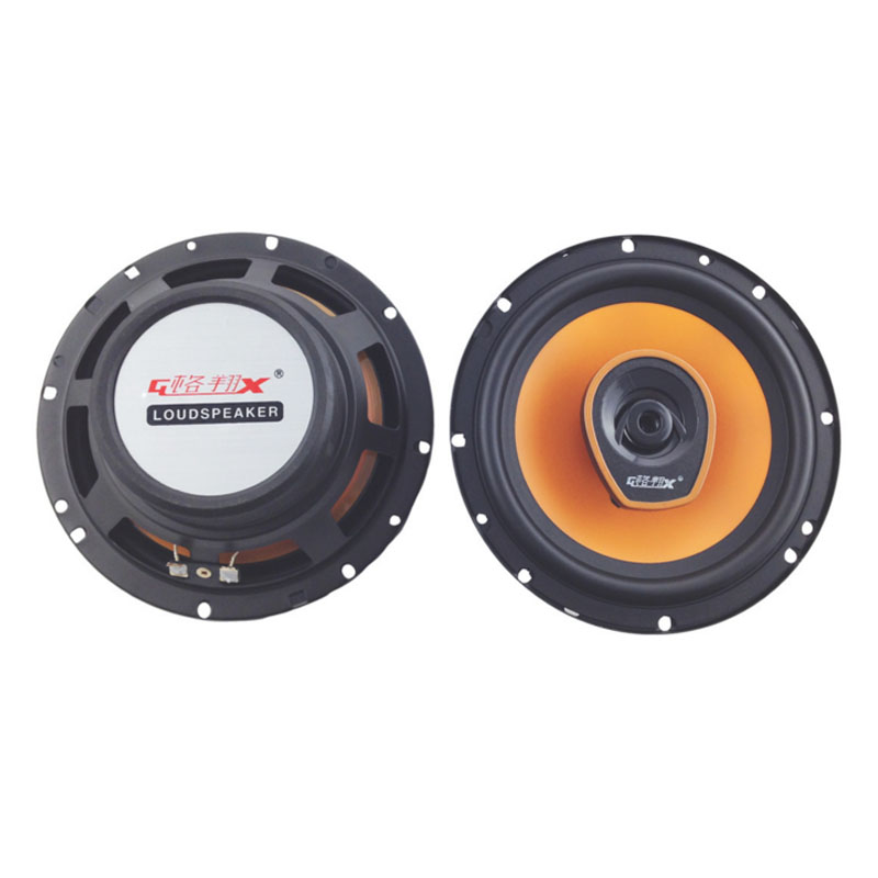 car speaker with cover