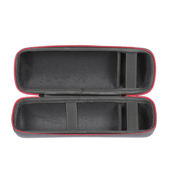 Ivinxy Travel แบบพกพาป้องกันกรณีพกพา Hard SHELL กระเป๋าเก็บกระเป๋ากับ Carabiner สำหรับ JBL Flip 5 Flip5 ลำโพง
