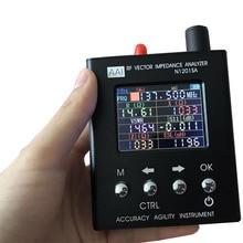 цена N2061SA Antenna Analyzer imperance 137.5 MHz to 2700 MHz UV RFID Vector Impedance network analyzer analizador de antena