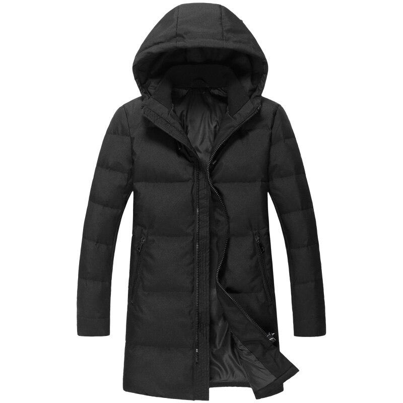 New Brand Russia Winter Men Casual 90%<font><b>White</b></font> Duck Down Jacket Men