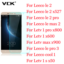 VCK Screen Protector Tempered Glass 2 5D 9H For Leeco Letv Le 2 x527 pro 3
