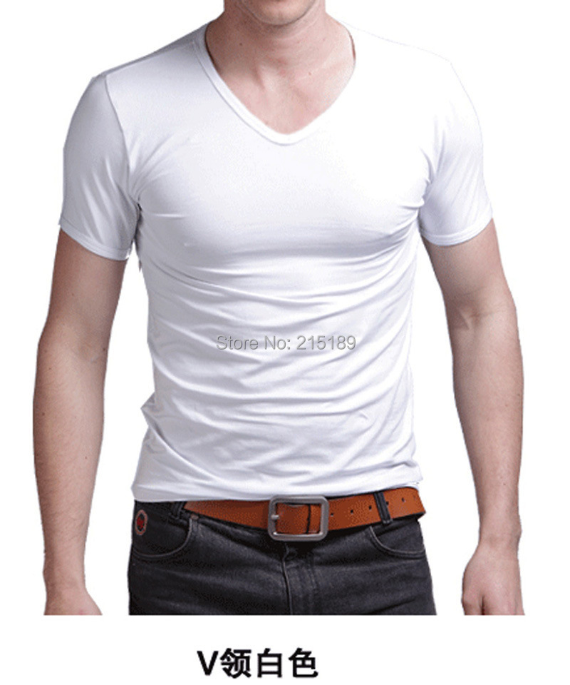 High Qulity White Mens Man Fruit Of The Loom Heavy Cotton