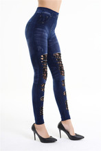 Floral Lace Jeggings