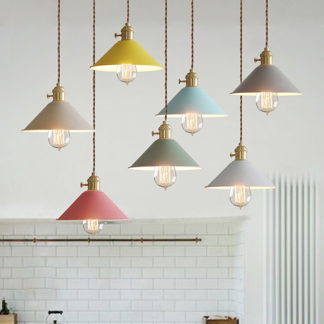 Moderne Schakelaar Hanglampen Eetkamer Verlichting Hanglamp Lamparas ...