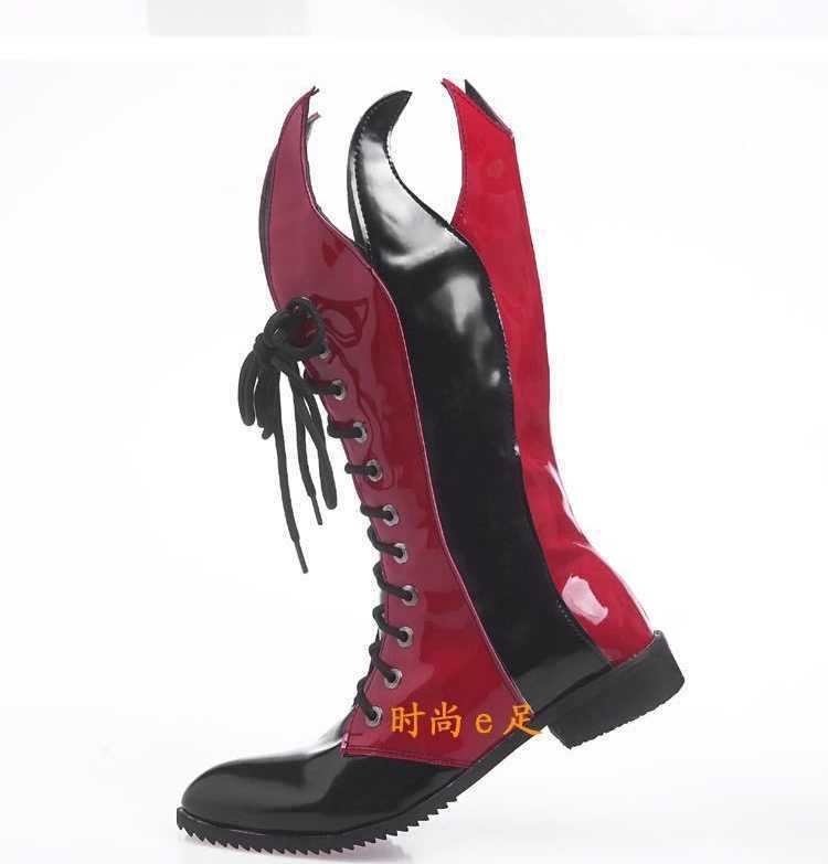 Popular Cowboy Boots Dancing-Buy Cheap Cowboy Boots Dancing lots ...