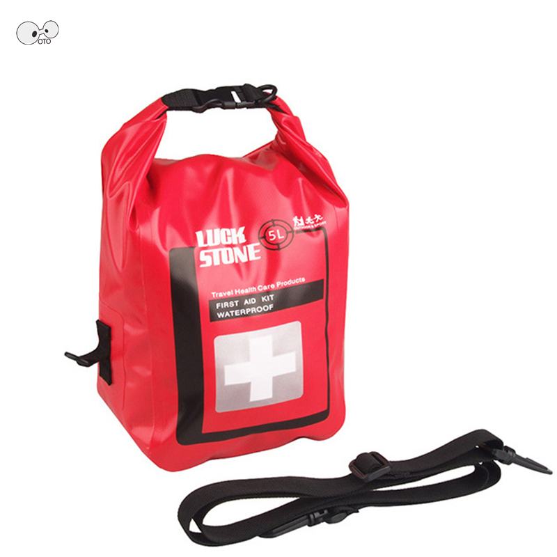 2L/5L MINI Outdoor Waterproof First Aid Bag Emergency Medical Pouch Travel Camping Hiking Survival Dry Bag Storage Case Pack
