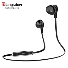 Langsdom l5 half in ear auricular bluetooth moda auriculares inalámbricos auriculares bluetooth estéreo con micrófono para el teléfono