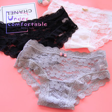 Japanese Style Frenshness Kawaii Lace Women Underwear Lady Panties Sexy Comfortable Intimates Lovely Girls Briefs