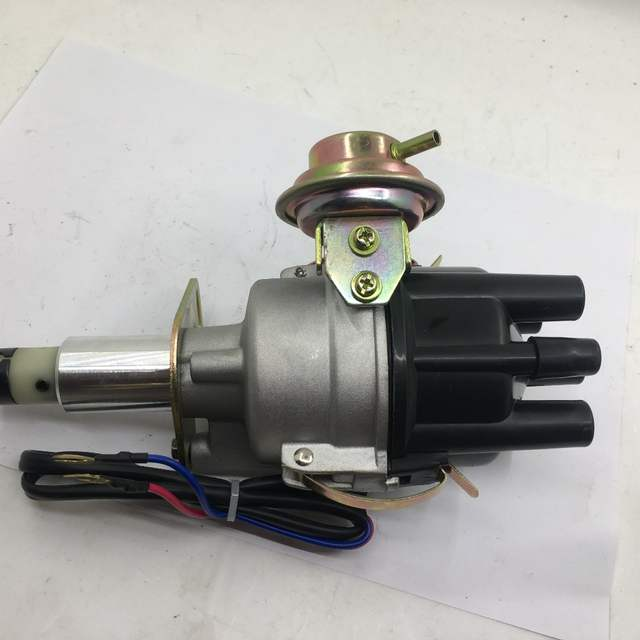 New Engine Cost >> Us 89 99 Brand New 4 Cyl Electronic Distributor For Datsun Nissan L16 L18 L20b J15 Engine Shipping Cost Hs Hit4 In Distributors Parts From