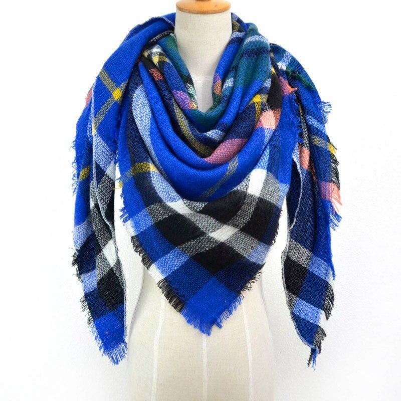 Ladies Woolly Aztec Design Cool Taupe Warm Blanket Scarf Shawl Pashmina New