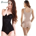 2016 Women Shapewear Tummy Suit Control Underbust Body Shaper 2 Colors Slimming Underwear Vest Bodysuits Corrective