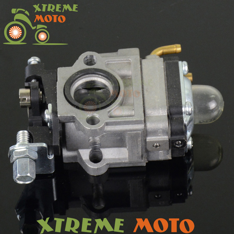 US $7 99 20% OFF Carb Carburetor 43cc 47cc 49cc 50cc 2 Stroke For Mini  Choppers Stand up Scooters ATV Quad Pocket Dirt Bike Enduro Motorcycle-in