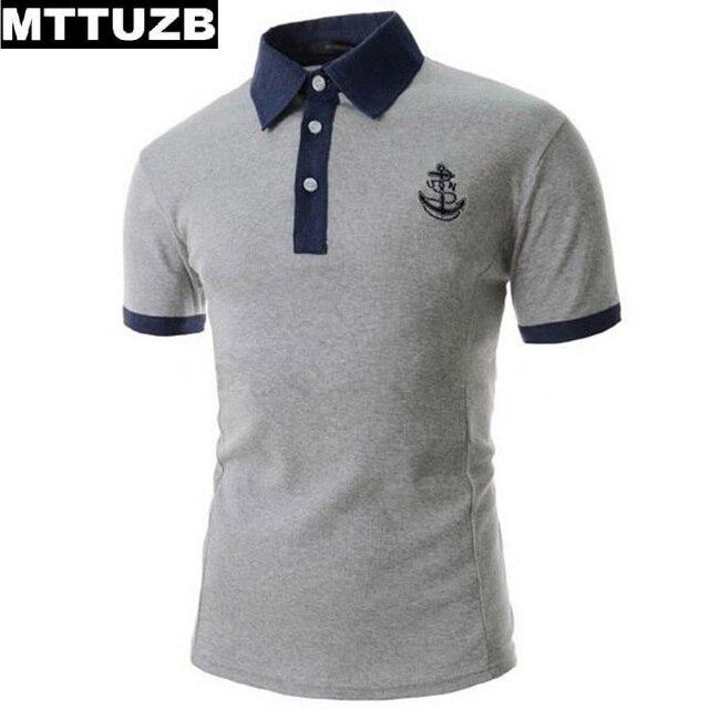 Aliexpress.com: Comprar Nueva mttuzb hombres bordado ancla