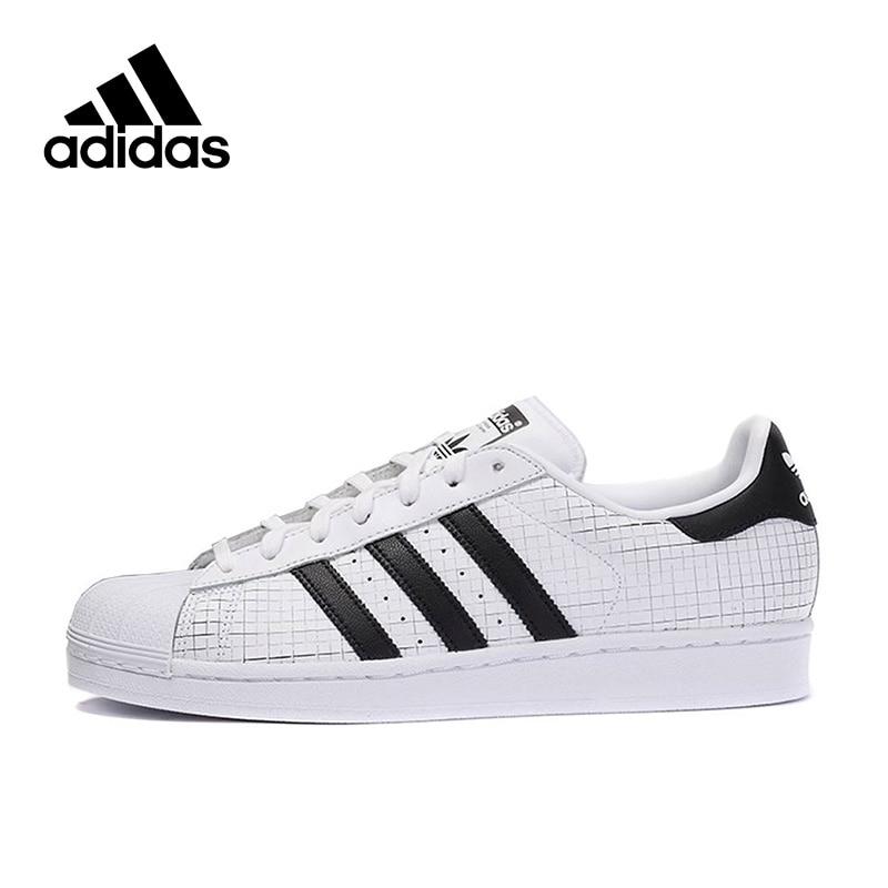 Original New Arrival Authentic Adidas Superstar Men's Skateboarding Shoes Sneakers new japanese original authentic vfr3140 5ezc