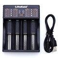 Зарядное устройство Liitokala для аккумуляторов 18650  1 2 В 3 7 В 3 2 в 3 85 В AA/AAA 26650 10440 14500 16340 25500 NiMH  литиевая батарея  умное зарядное устройство
