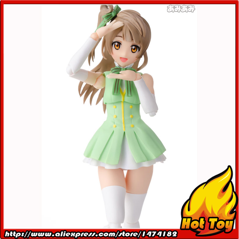 100% Original BANDAI Tamashii Nations S.H.Figuarts (SHF) Exclusive Action Figure - Kotori Minami from Love Live! fluffy wave flaxen long love live white day kotori minami cosplay wig with ponytail