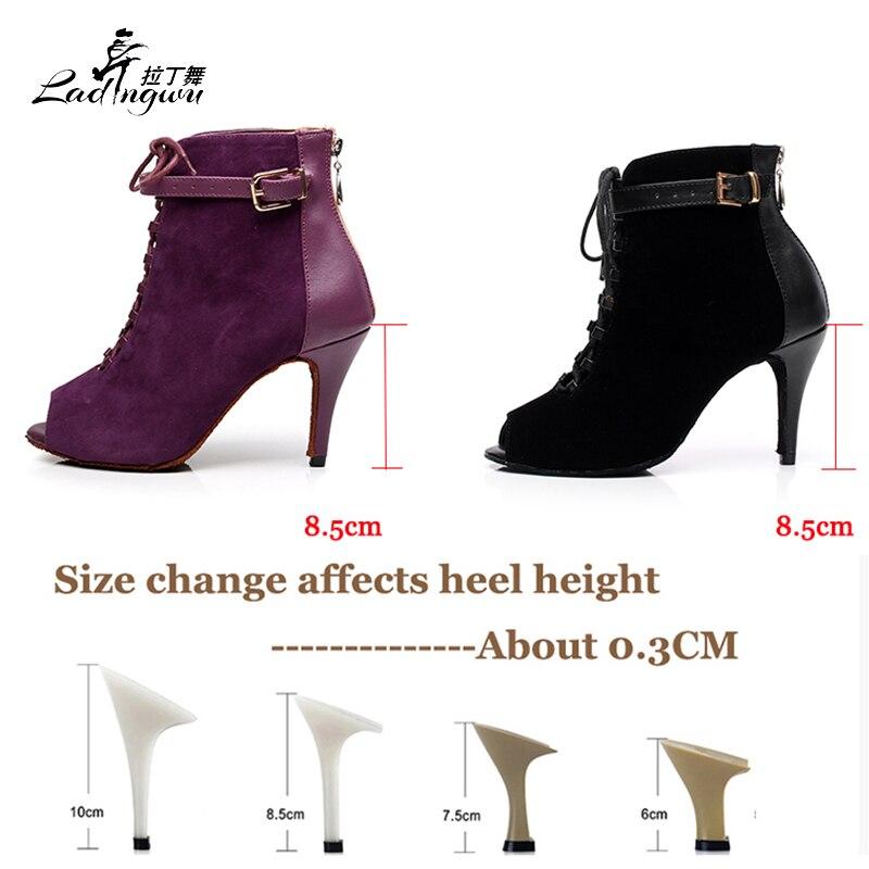 Sapatos de Strass Plus Size Jusedanc das Mulheres
