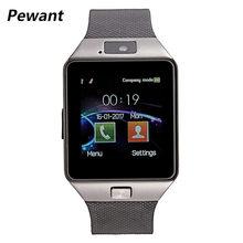 Продажа Оптовая продажа с фабрики оригинальный dz09 Смарт часы с Камера Bluetooth наручные часы sim-карта для Android-смартфон SmartWatch, 09