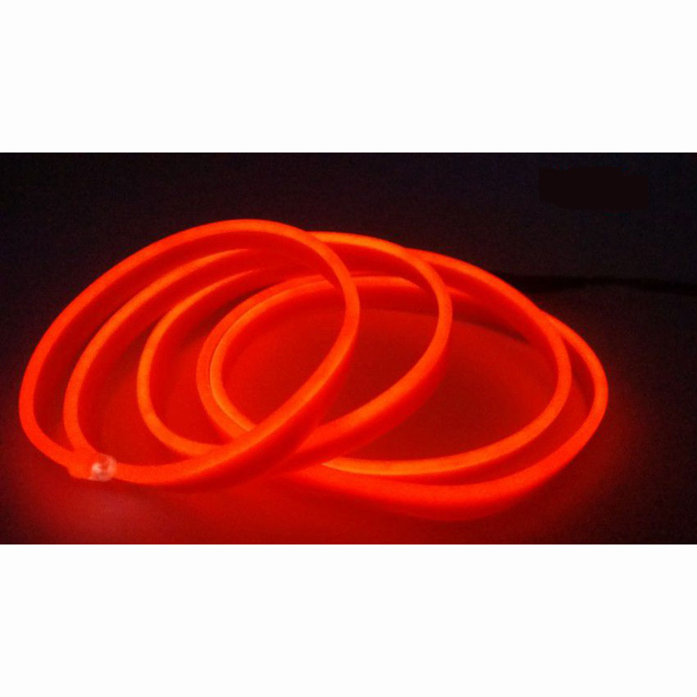 Car Interior Atmosphere Lights Styling For Audi A3 Q5 EL Wire Led Decor Car Lights Rope Tube LED Strip Auto Accessories