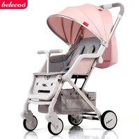 Лидер продаж детская коляска ультра легкий портативный складной автомобиля детская коляска travel system легко сложить легко носить детские кол