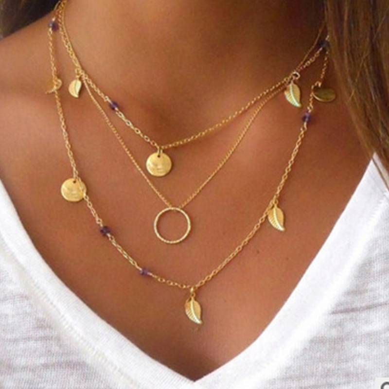 xiyanike-new-fashion-leaves-simple-round-statement-necklaces-fontb3-b-font-layer-necklace-multilayer