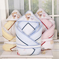 Winter thick warm baby swaddle / 2016 new newborn cotton have been, the baby was wrapped envelope