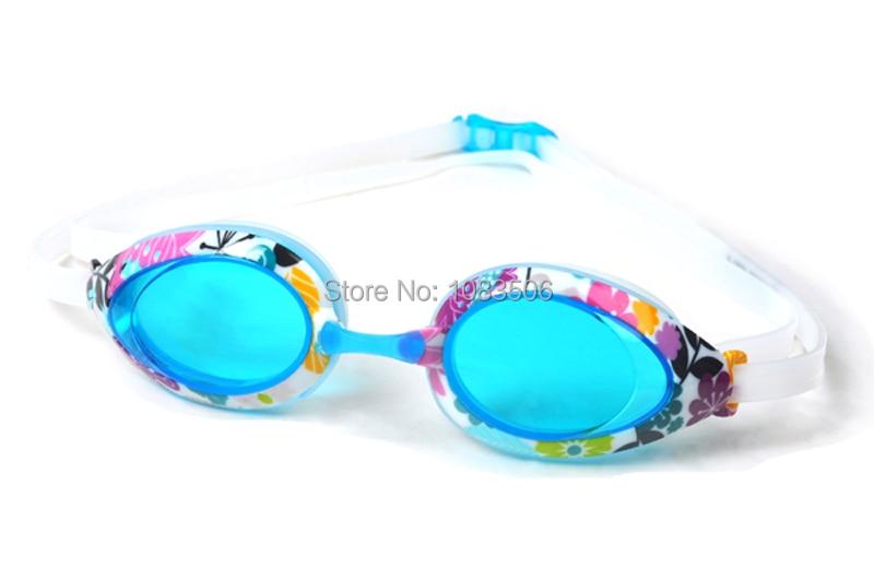 Professional Anti Fog UV Swimming Goggles Coating Swim Glasses waterproof shivering swim eyewear junior kids child swim goggle ...