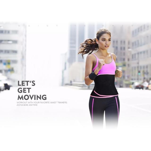 Mounchain Unisex Sport Body-Shaping Bellyband Sexy Underwear Sweat Absorbing Corset Abdomen Belt 4